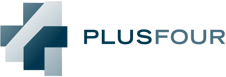 PlusFour, Inc. Mobile Logo