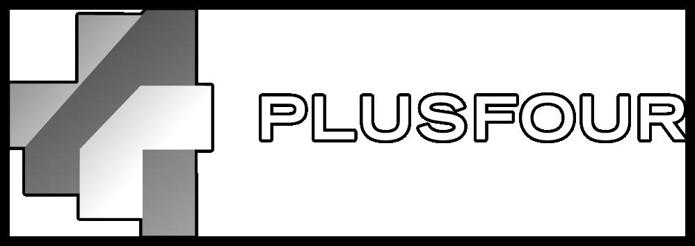 PlusFour, Inc. Logo